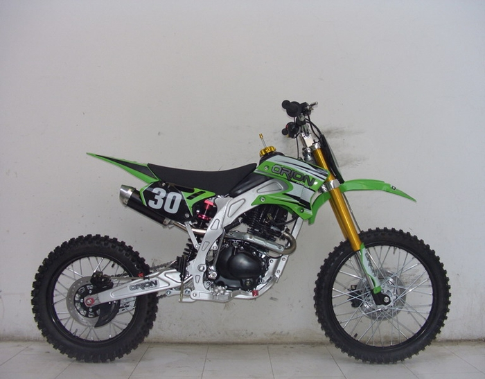 250cc Dirt Bike for Sale Green Pro 30
