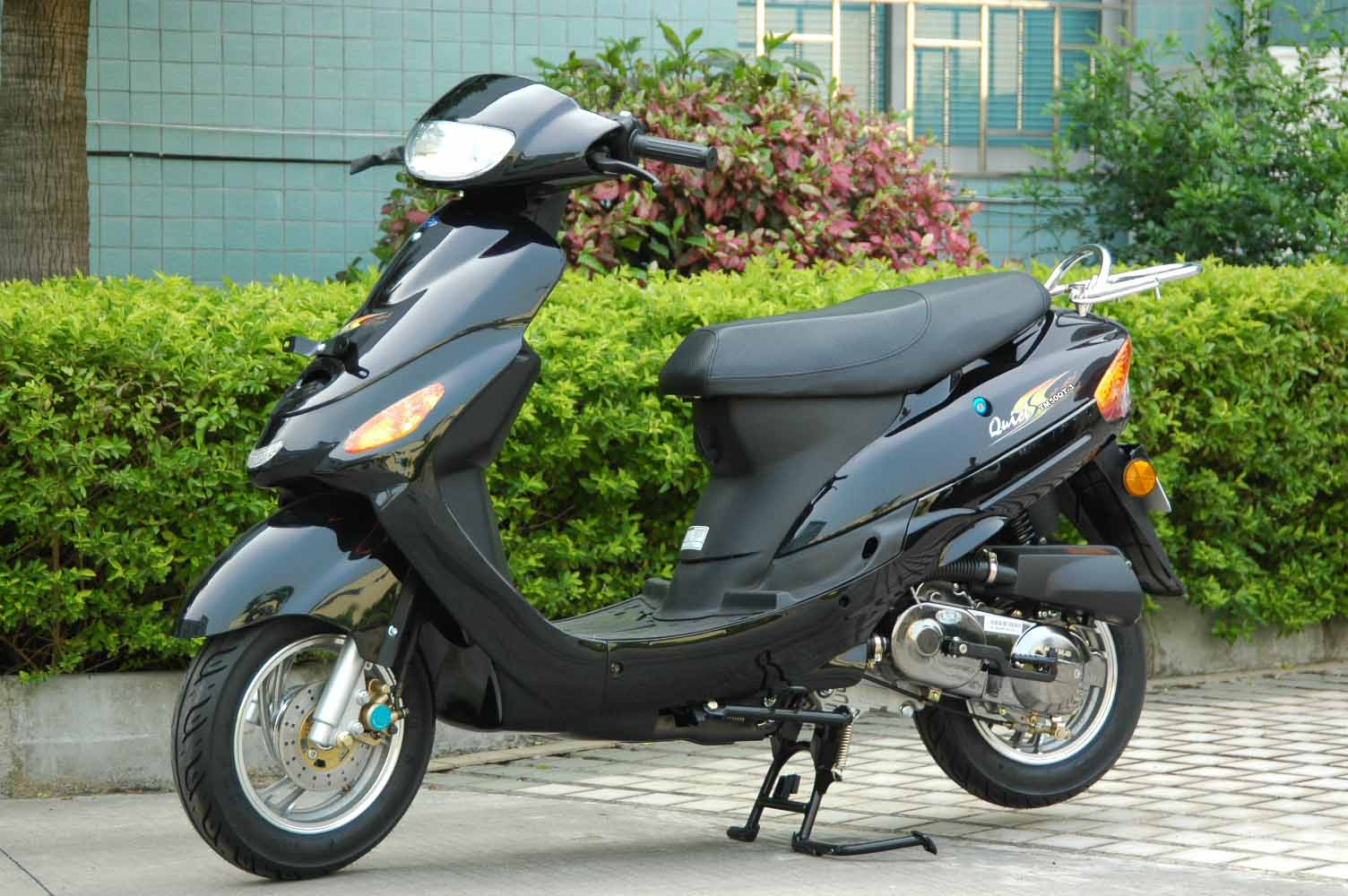 50cc moped registerable scooter. Black Bedroom Furniture Sets. Home Design Ideas