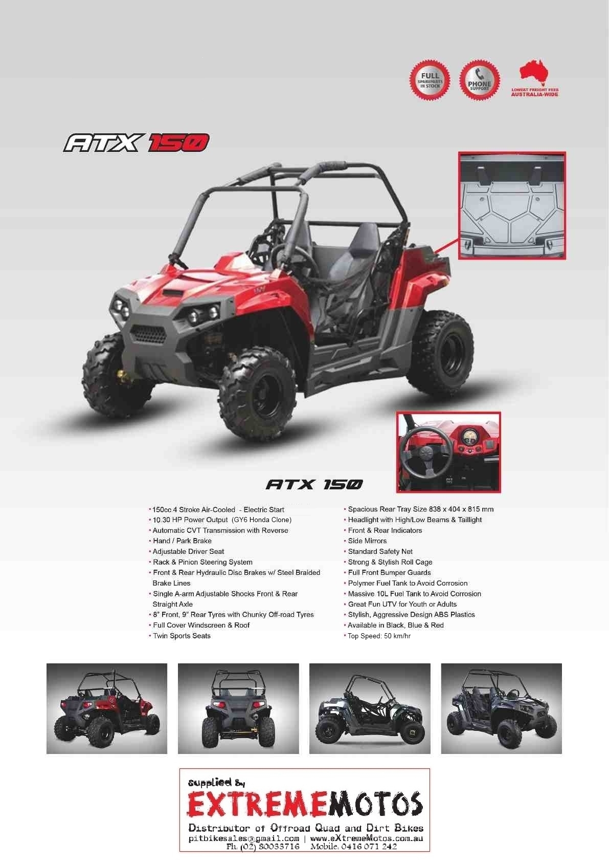 Marvelous photograph of  1000cc Twin Seater Farm Ute & Sports UTV Utility Terrain Vehicles with #A6252E color and 1191x1684 pixels