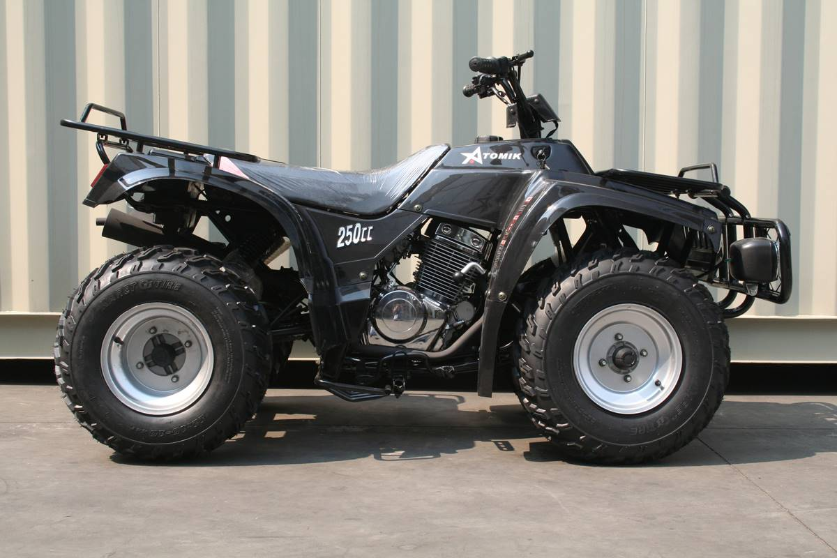 250cc farm quad