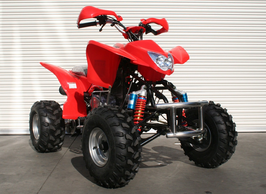 250cc Raider Sports Quad Bike