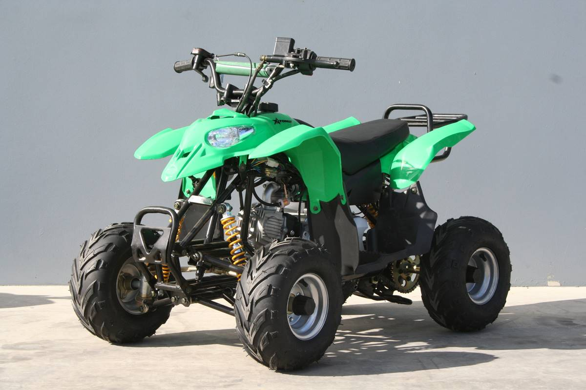 110cc reactor reaktor raider kids quad bike